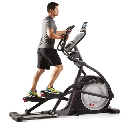 proform front drive elliptical reviews