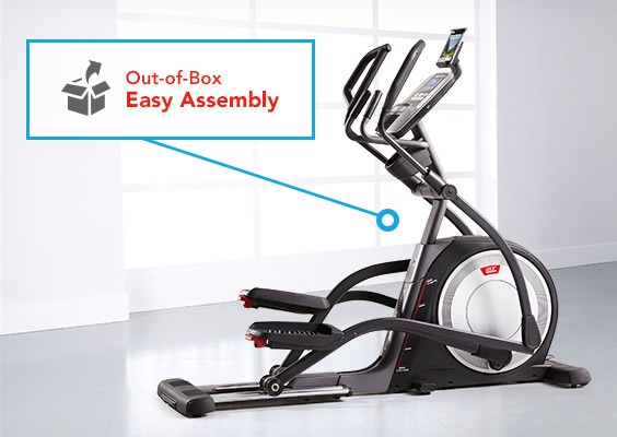 proform 16.9 elliptical revew