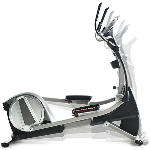 proform 735 elliptical with incline