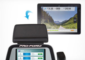 proform endurance 920 elliptical tablet holder