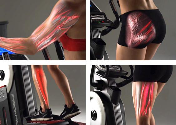 proform cardio hiit trainer vs Bowflex max trainer