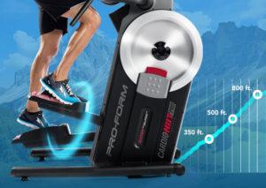 proform cardio hiit elliptical trainer