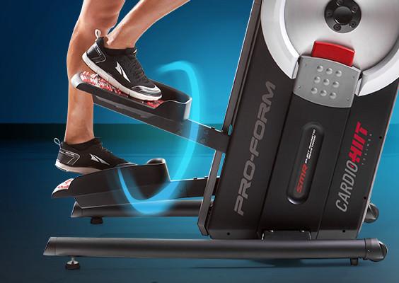 Proform Cardio Hiit Trainer elliptical review