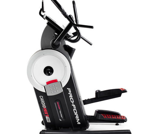 Proform HIIT Training Elliptical Review Video