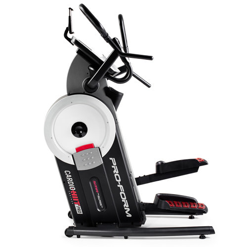 proform cardio hiit trainer elliptical