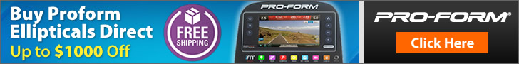 proform elliptical reviews