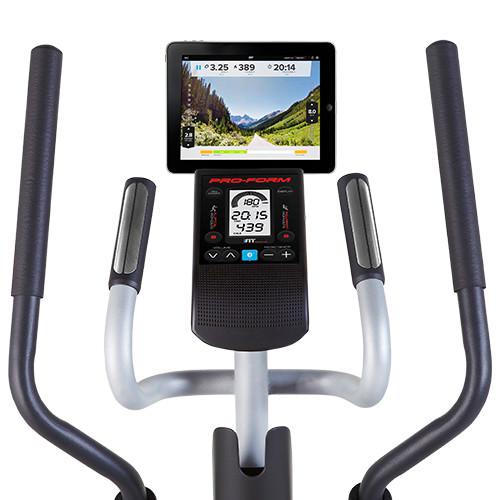 proform hybrid trainer console