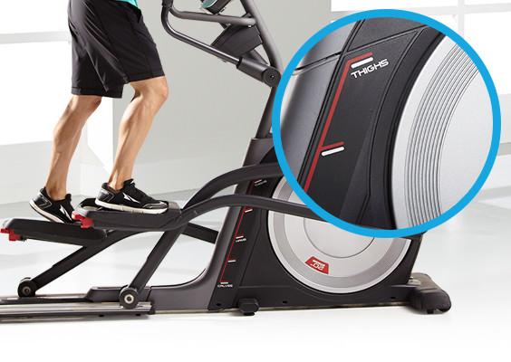 proform pro 12.9 elliptical trainer review