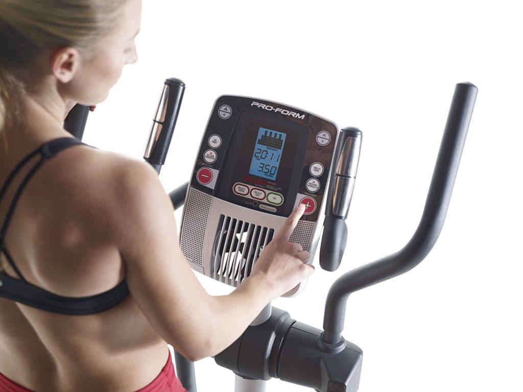 proform 600 le elliptical trainer review