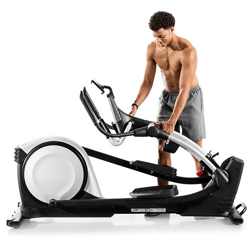proform folding elliptical 495