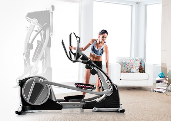 proform smart strider 695 elliptical trainer